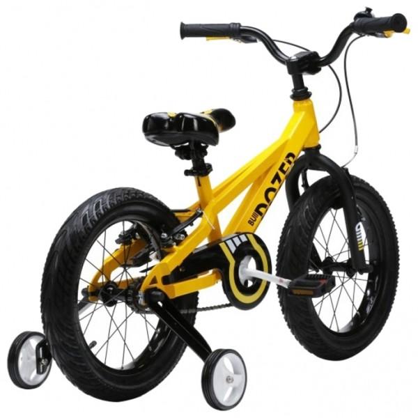 Детски велосипед RB BullDozer 18''