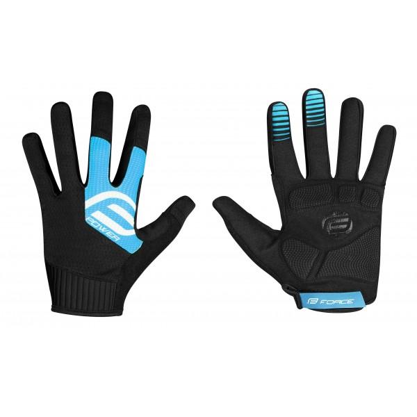 Ръкавици Force MTB Power / Blue