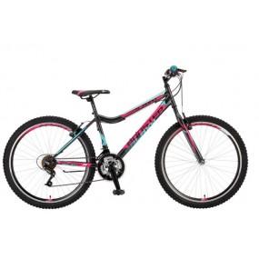 Велосипед Polar BOOSTER GALAXY FS DISK black