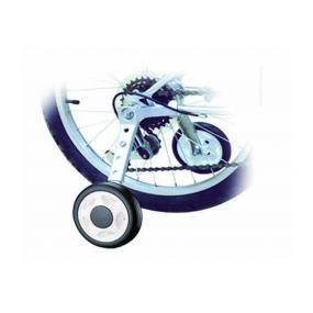 Помощни колела за  велосипеди с дерайльор 16-24''