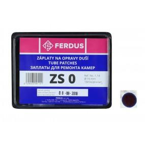 Лепенка Ferdus ZS-0 16 мм за вътрешна шосейна гума