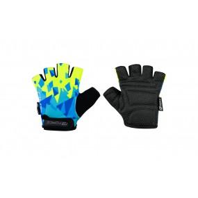 Детски ръкавици Force Ant fluo-blue