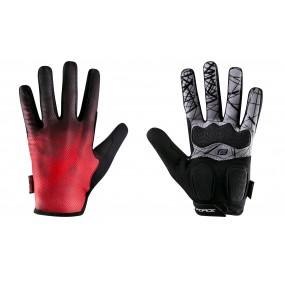 Есенно-пролетни  ръкавици Force MTB Core Червени