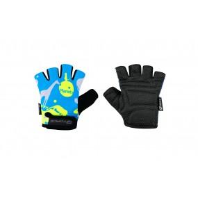Детски ръкавици Force Planets fluo-blue