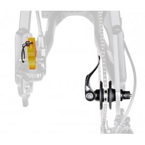 Комплект за безопасно почистване и транспортиране на велосипед Force