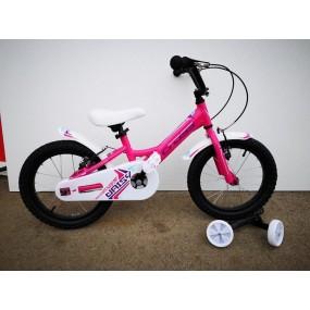 Алуминиев детски велосипед 16'' Cross Daisy