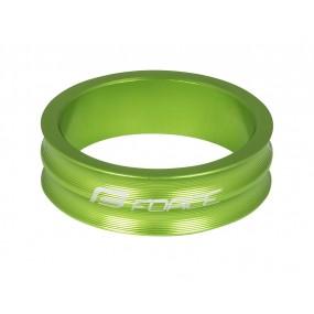 Зелен  спейсър Force 10mm. / 1-1/8