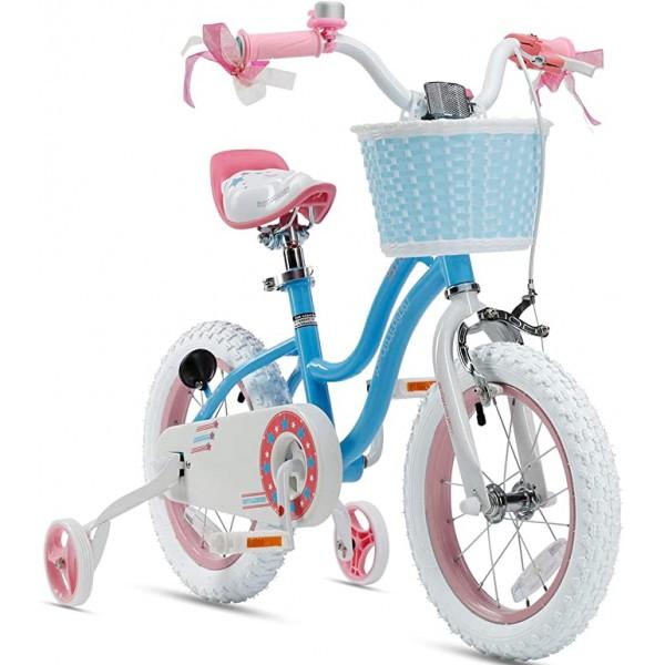 Детски велосипед RB Star Blue 18''