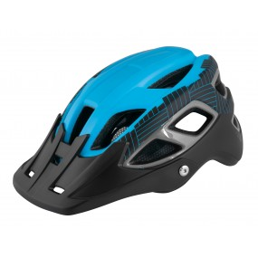 E-Bike каска Force Aves Синя