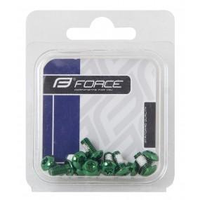 Зелени болтове за дискова спирачка Force Torx 25