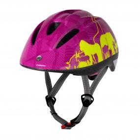 Детска каска Force Animal Pink