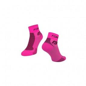 Колоездачни чорапи Force Athletic / 36-41 EU