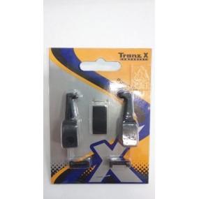 Куки за закрепване на помпа към багажник TranzX