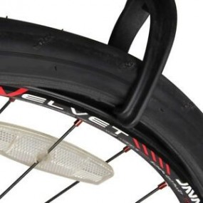 Инструмент за монтаж и калибриране на външни гуми
