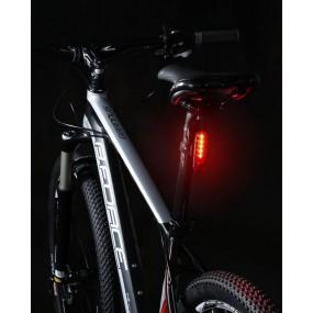 Комплект велосветлини Force DOT USB