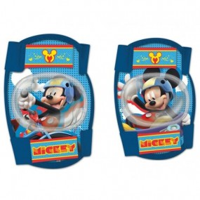 Детски протектори за лакът и коляно Mickey