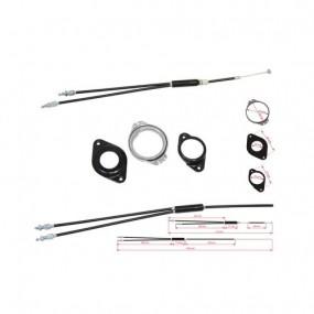 Кабел + комплект капаци за BMX Fishbone