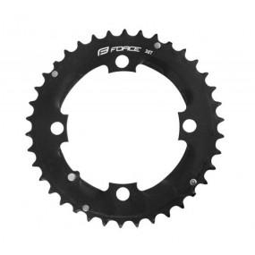 chain ring 40t AL, for crank FORCE TEN2.3+, black
