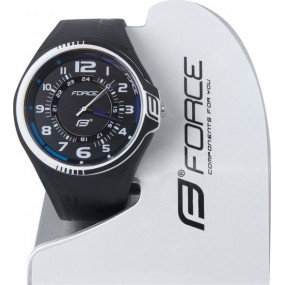 Спортен часовник Force / Черен