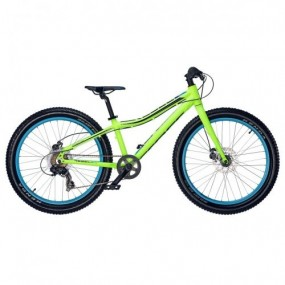 Алуминиев велосипед CROSS REBEL Зелен