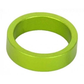 Зелен спейсър 28.6 х 5мм