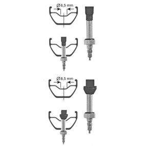 Effetto mariposa tubeless valve 70mm